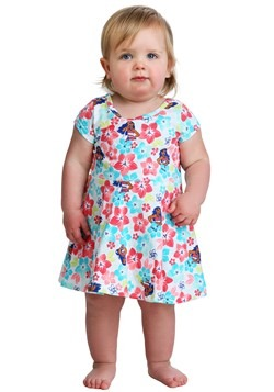 Toddler Moana Girls Knit Dress