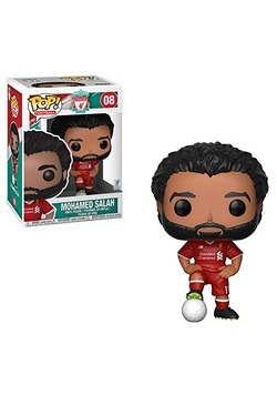 Pop! Football: Liverpool- Mohamed Salah