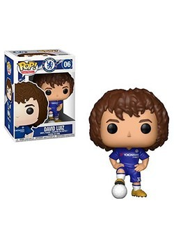Funko Pop! Football: Chelsea- David Luiz