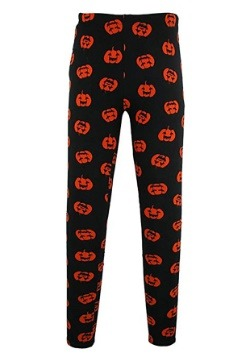 Women's Halloween Pumpkin Leggings