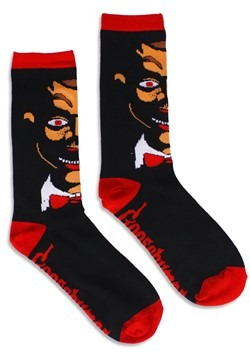 Adult Goosebumps Living Dummy Socks