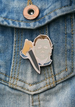 Michael Myers Enamel Pin