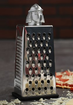 TMNT Shredder Cheese Grater