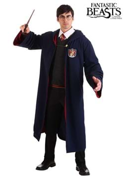 Vintage Harry Potter Hogwarts Adult Gryffindor Robe