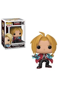 Pop! Animation: Fullmetal Alchemist- Edward Elric