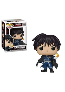 Funko Pop! Animation: Fullmetal Alchemist- Colonel Mustang