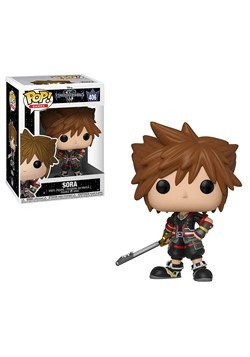 Pop! Disney: Kingdom Hearts 3- Sora Figure