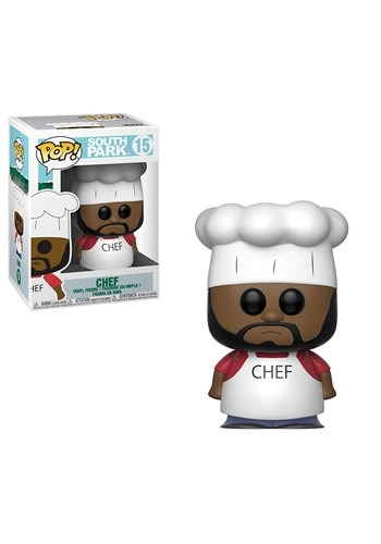 Pop! TV: South Park- Chef