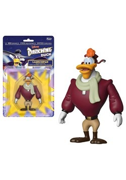 Disney Afternoon - Launchpad McQuack Action Figure