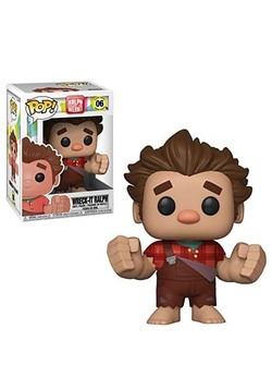 Pop! Disney: Wreck-It Ralph 2- Wreck-It Ralph1