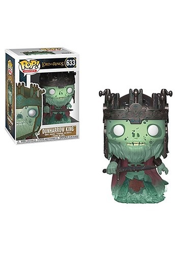 Pop! Movies: The Lord of the Rings- Dunharrow King
