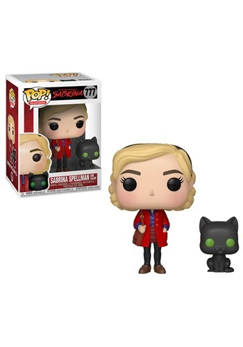 Pop! & Buddy: Chilling Adventures- Sabrina w/ Sale Figure
