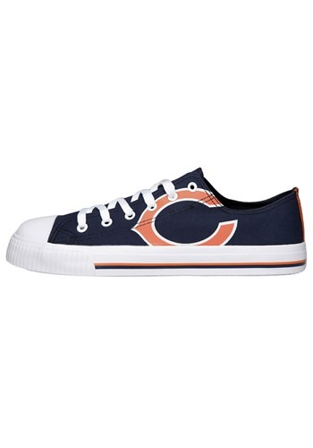 Bears Low Top Canvas Shoe Youth
