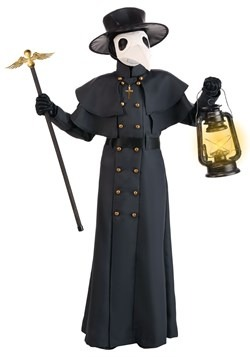 Kid's Classic Plague Doctor Costume