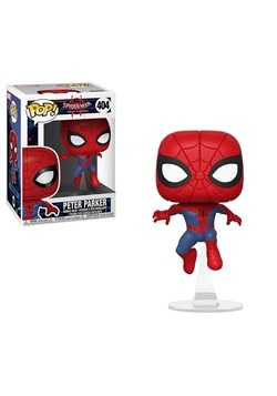 Pop! Marvel: Spider-Man: Into the Spider-Verse: Peter Parker