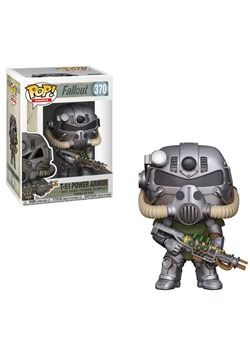 Pop! Games: Fallout- T-51 Power Armor