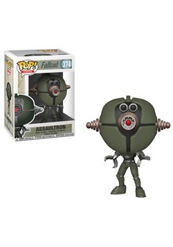 Pop! Games: Fallout- Assaultron