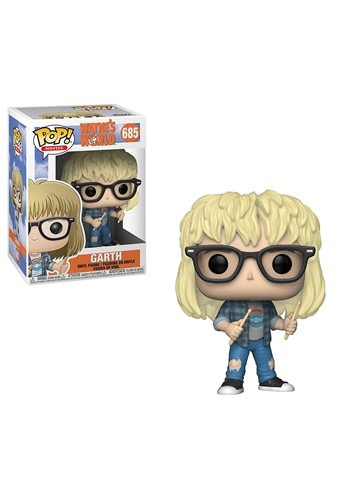 Funko Pop! Movies: Wayne's World- Garth