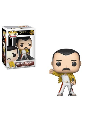 Pop! Rocks: Queen- Freddie Mercury (Wembley 1986)