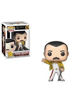 Pop! Rocks: Queen- Freddie Mercury (Wembley 1986)