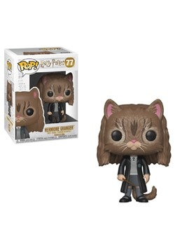 Pop! Harry Potter- Hermione as Cat Figure