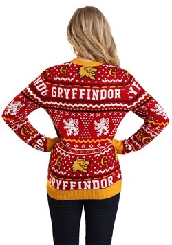 Harry Potter Gryffindor Unisex Ugly Sweater