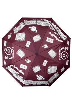 Harry Potter 9 3/4 Color-Changing Umbrella