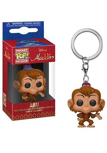 Pop! Keychain: Aladdin- Abu