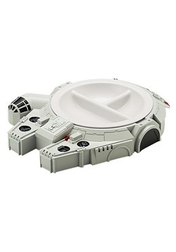 Millennium Falcon Lunch Plate
