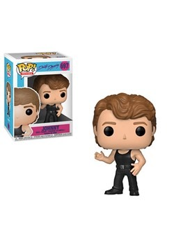 Pop! Movies: Dirty Dancing- Johnny Figure