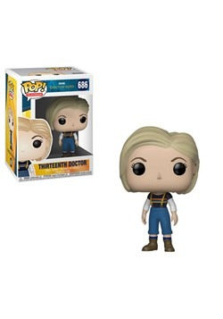 Pop! TV: Doctor Who:Thirteenth Doctor