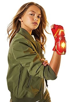 Captain Marvel Photon Power FX Kid's Glove