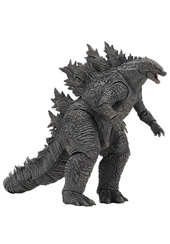 """Godzilla King of the Monsters 12"""" Head to Tail Action Figure"""