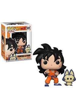 Pop! & Buddy- DragonBall Z- Yamcha & Puar