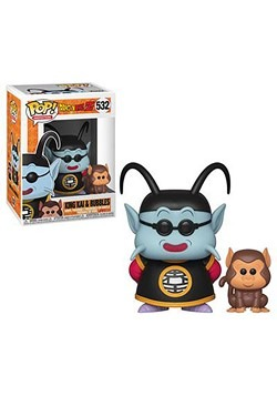Pop! & Buddy- DragonBall Z- King Kai & Bubbles
