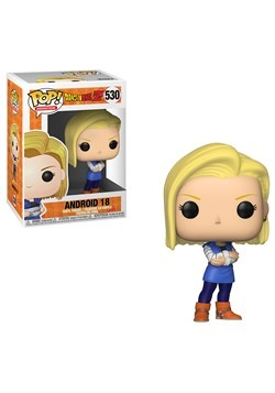 Funko Pop! Animation: DragonBall Z- Android 18 Figure