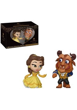 Funko Mini Vinyl Figures: Beauty & the Beast- 2 Pa