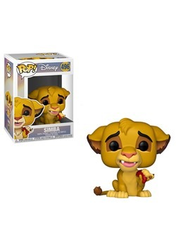 Funko Pop Disney Lion King Simba Figure