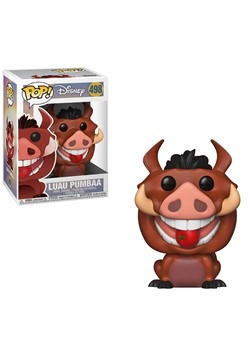 Pop! Disney: Lion King- Luau Pumbaa