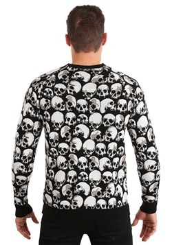 Skulls Galore Ugly Halloween Sweater