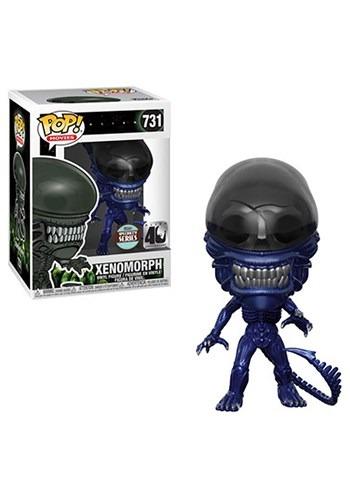 Pop! Movies- Alien 40th- Xenomorph Specialty Series