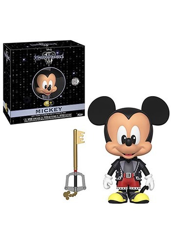 5 Star- Kingdom Hearts 3- Mickey