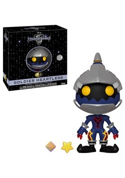 Funko 5 Star Kingdom Hearts 3 Soldier Heartless Vinyl Figure