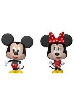 Vynl: Disney: 2 Pack- Mickey & Minnie1