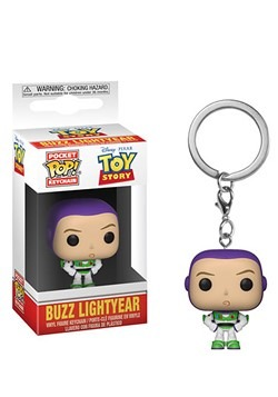 Pop! Keychain: Toy Story- Buzz Figure