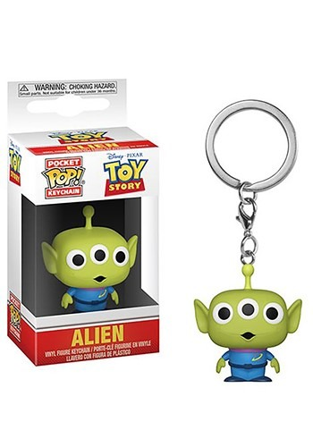 Funko Pop! Keychain: Toy Story- Alien
