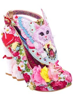 Irregular Choice 'Smitten Kitten' Family Reunion Heels