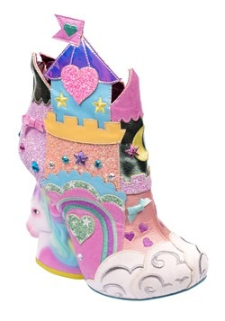Irregular Choice 'Dreams Come True' Family Reunion Heels