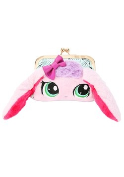 Irregular Choice Bella Bunny Mint/Pink Coin Purse