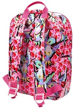 Irregular Choice Cupid Bird Pink Backpack alt2